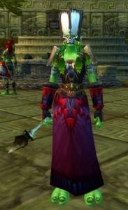 Image of Vile Priestess Hexx