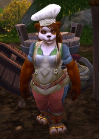 Image of Mei Mei Ironpaw