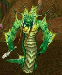 Image of Strashaz Warrior