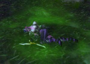 Astranaar Sentinel (War of the Thorns) deceased.jpg