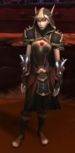 Image of Dark Ranger Marrah
