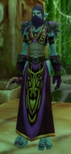 Image of High Priestess Mar'li