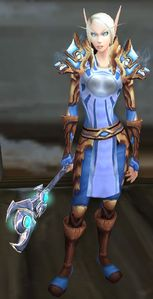 Image of Silver Covenant Guardian