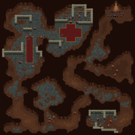The Dead Mines (WC1 Human)