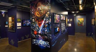 Blizzard Museum - Heroes of the Storm50.jpg