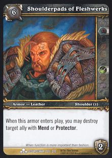 Shoulderpads of Fleshwerks TCG Card.jpg