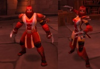 Image of Crimson Monk