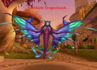 Image of Sunblade Dragonhawk
