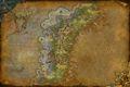 Map of Darkshore - Battle for Azeroth (Alliance)