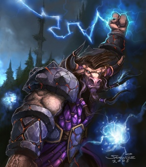 Shaman - Wowpedia - Your wiki guide to the World of Warcraft