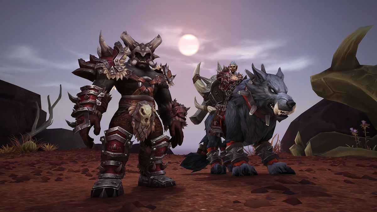Mag'har orc (playable) - Wowpedia - Your wiki guide to the World of