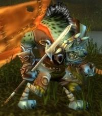Image of Gazz the Loch-Hunter