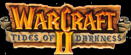 Warcraft II: Tides of Darkness logo
