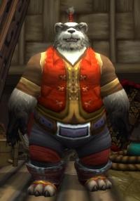 """Image of Captain """"Soggy"""" Su-Dao"""