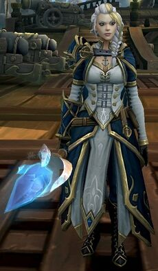 Jaina Proudmoore Wowpedia Your Wiki Guide To The World Of Warcraft