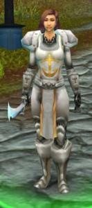 Image of Theramore Lieutenant