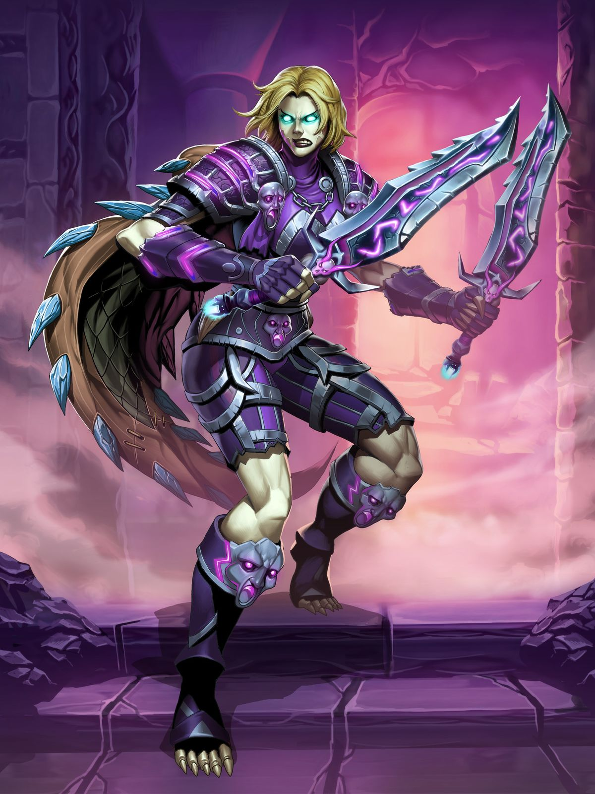 Lilian Voss - Wowpedia - Your wiki guide to the World of