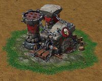 Warcraft III Reforged - Orcish War Mill.jpg