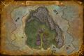 Map of Darkmoon Island