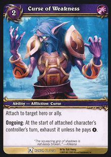 Curse of Weakness TCG Card.jpg