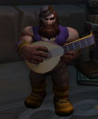 Image of Hired Bard