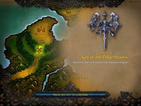 Key of the Three Moons (WC3 Undead)