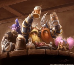 Dwarf - Wowpedia - Your wiki guide to the World of Warcraft