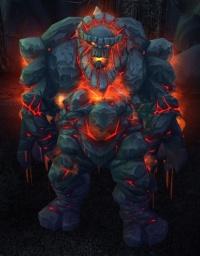 Image of Fiery Behemoth
