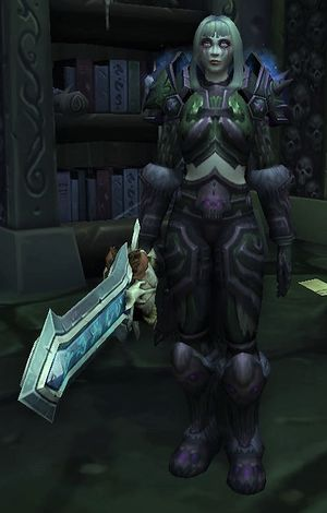 Sally Whitemane - Wowpedia - Your wiki guide to the World of