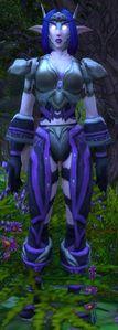 Image of Sentinel Melyria Frostshadow