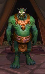 Image of Rajani Warrior