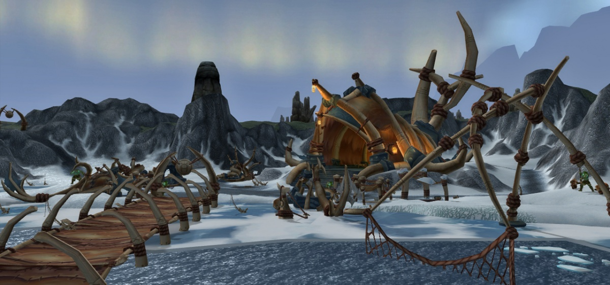 Kalu'ak - Wowpedia - Your wiki guide to the World of Warcraft