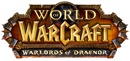 World of Warcraft: Warlords of Draenor logo