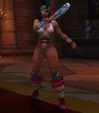 Image of Scarlet Treasurer