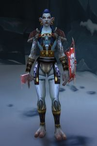 Image of Winterax Warrior