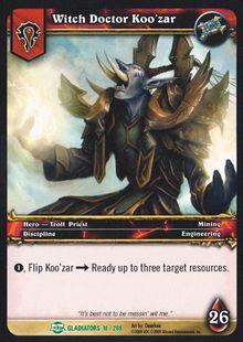 Witch Doctor Koo'zar TCG Card.jpg