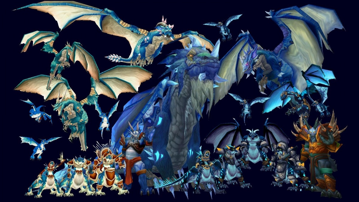Blue dragonflight - Wowpedia - Your wiki guide to the World