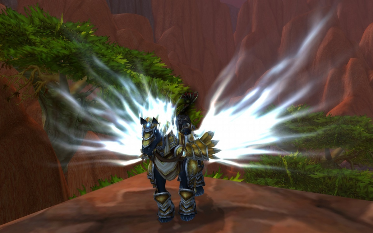 Tyrael's Charger - Wowpedia - Your wiki guide to the World of Warcraft