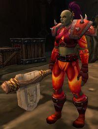 Image of Firebrand Grunt