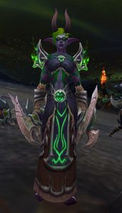 Image of Cyana Nightglaive