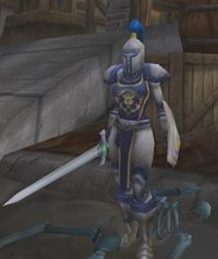 Image of Stormwind Elite Guard