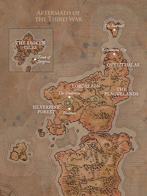 Lordaeron (kingdom) - Wowpedia - Your wiki guide to the