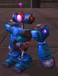 Image of XE-321 Boombot