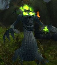 Image of Corrupted Darkwood Treant