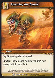Scouring the Desert TCG Card.jpg