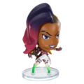 Cute But Deadly Exclusive Peppermint Sombra.png