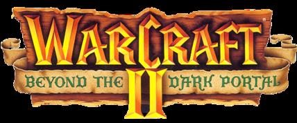 Warcraft II: Beyond the Dark Portal logo