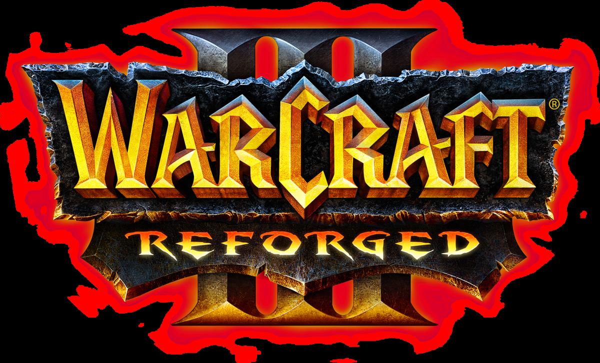 NO comprar Warcraft 3: Reforged 1200px-WC3Reforged-logo