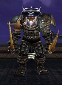 "Image of Torglork / ""Captain Ironbeard"""