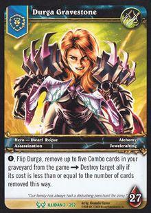Durga Gravestone TCG Card.jpg